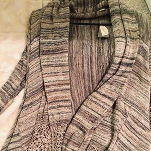 Brand new with tags cardigan sweater
